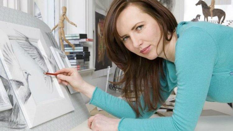 Mila Furstova, la artista detrás de lo nuevo de Coldplay