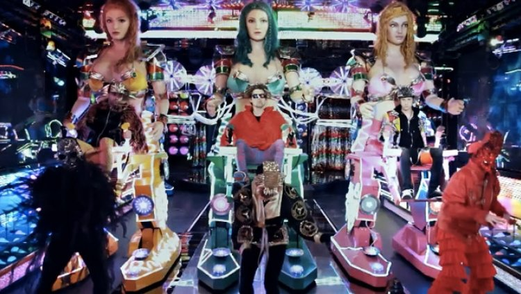 """""""Panic Station"""" es el nuevo vídeo de Muse"""