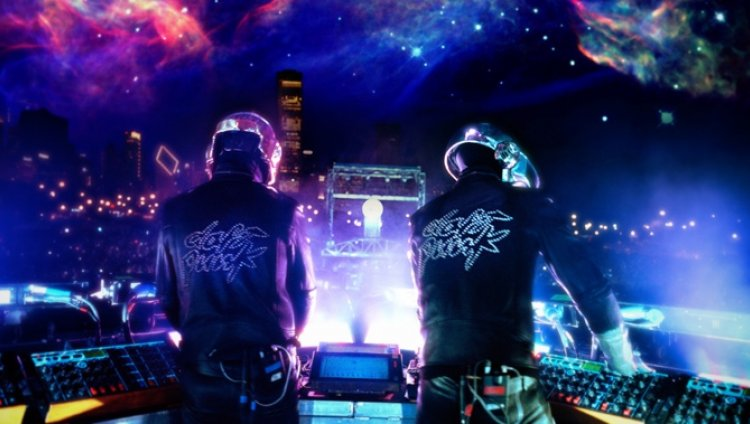 "Daft Punk y su versión de ""Take Me Out"""