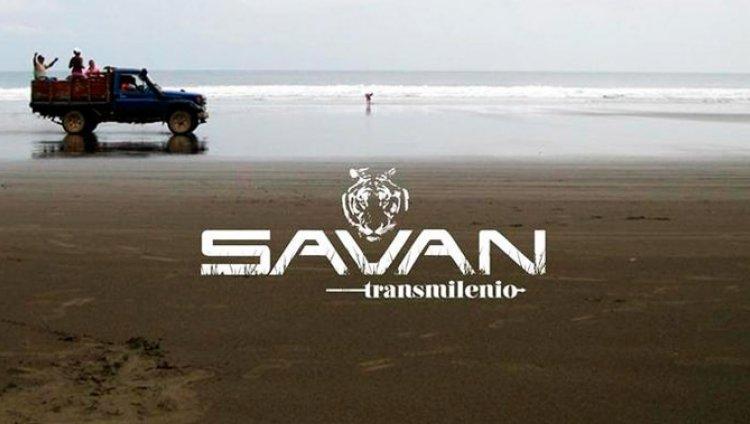 Franja Electrónica Radiónica con Savan