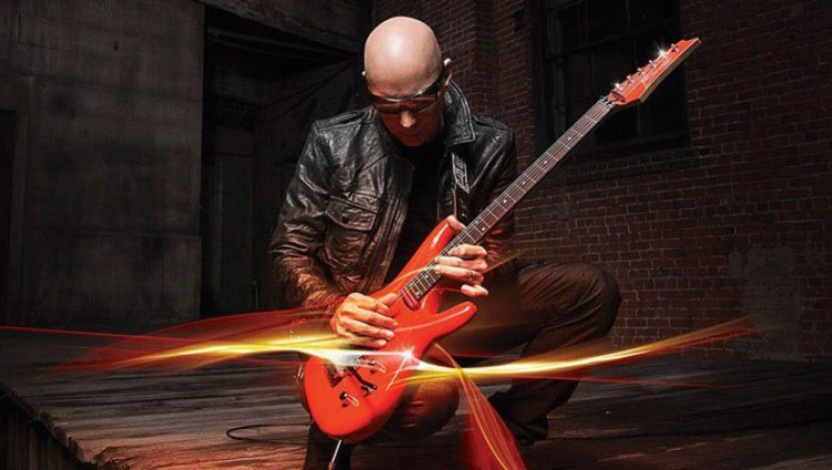 """Muy cerca lo nuevo de Joe """"Satch"""" Satriani"""