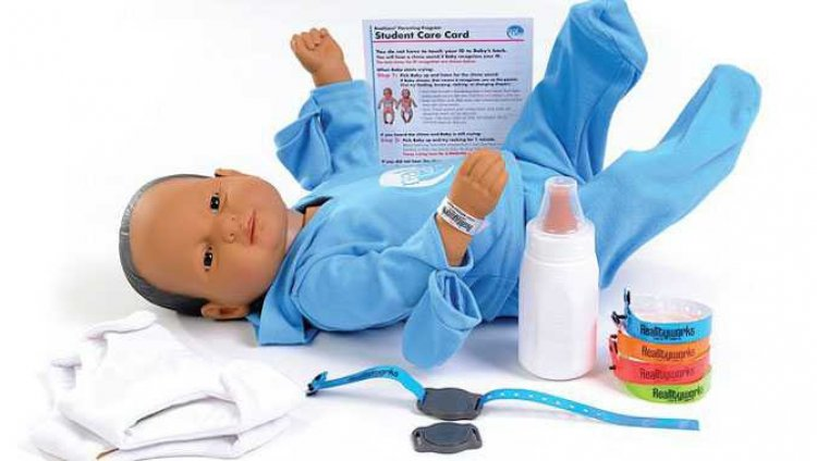 Lates: ¿Bebé? ¡Piénsalo bien!
