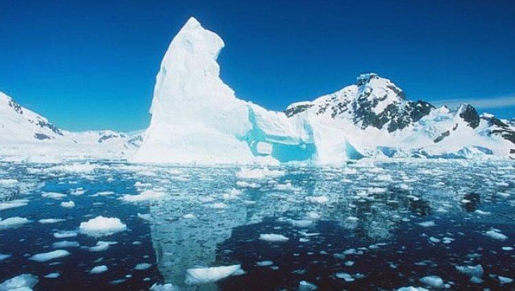 El deshielo del Ártico está sucediendo en tiempo récord
