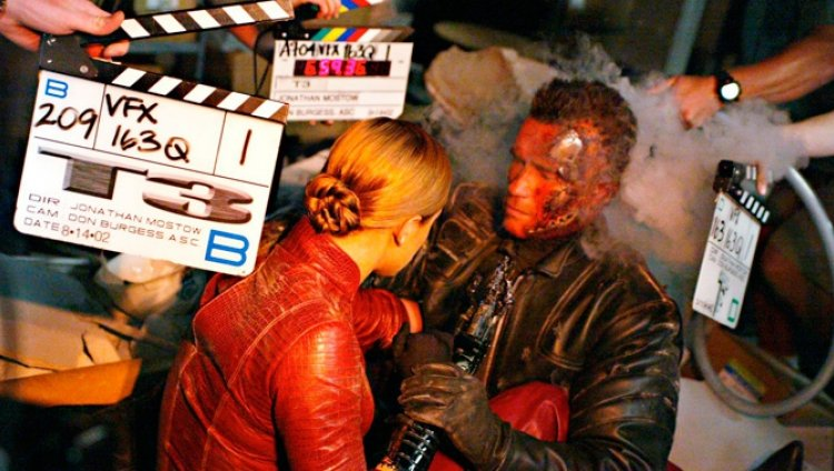 Planes para un remake o precuela del primer Terminator