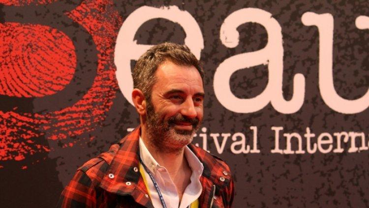 Entrevista con el director de cine Giusseppe Capotondi