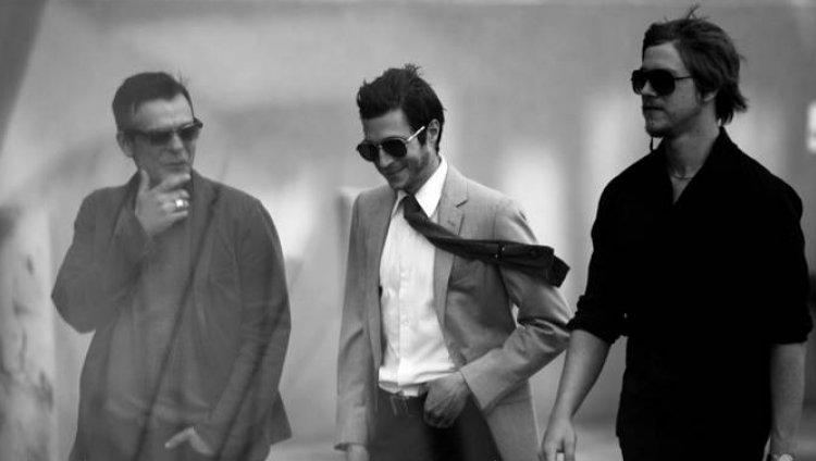Interpol estrena 'All The Rage Back Home'