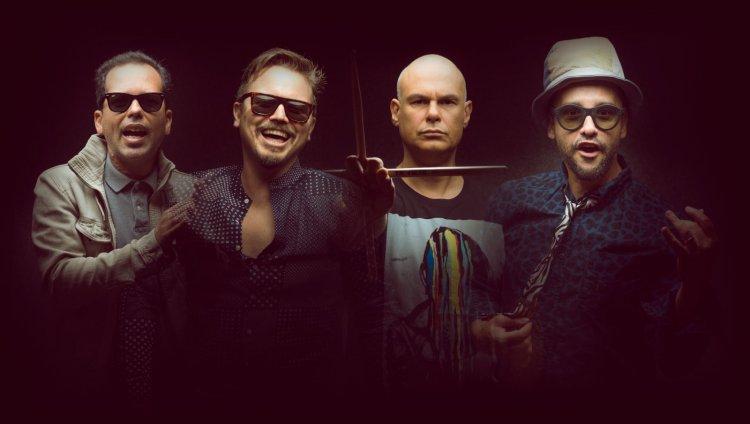 El nuevo disco de Los Amigos Invisibles también cuenta con colaboraciones de Kinky y Oscar D'León.
