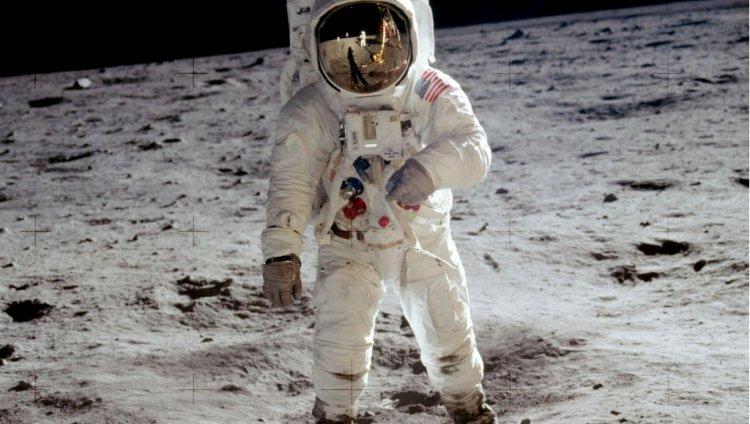 Neil Armstrong, el primer hombre en llegar a la luna