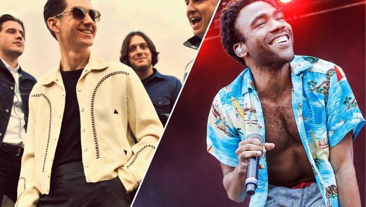 Arctic Monkeys junto a Childish Gambino y otros 5 increíbles mashups musicales