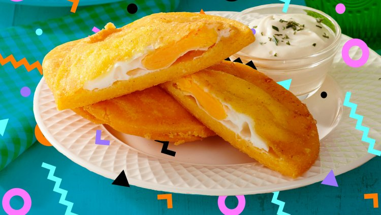 La arepa de huevo, una insignia culinaria de la gastronomía Caribe