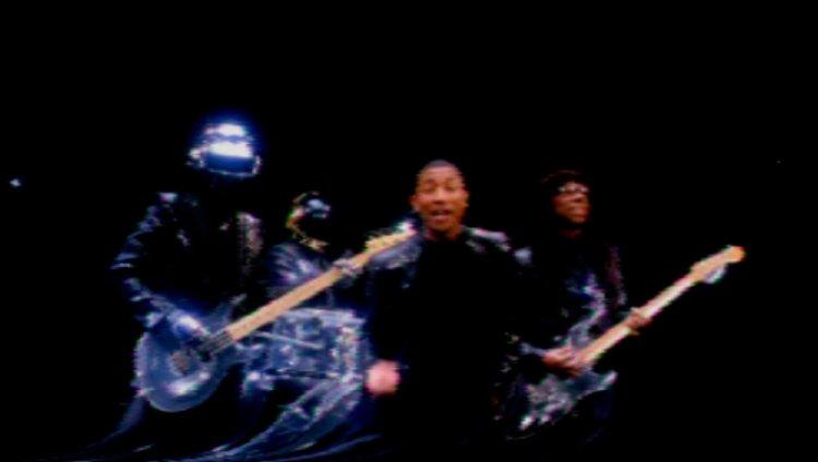 """Get Lucky"" de Daft Punk sale en SNL y Coachella"