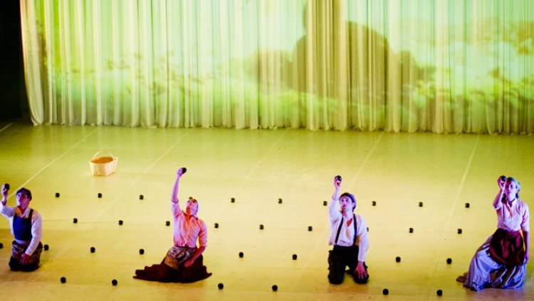 """Trópico Destino"": la obra de circo inspirada en Manu Chao"