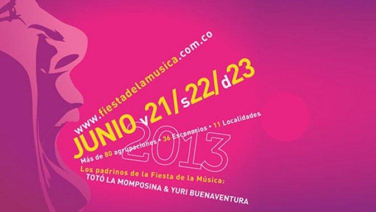 La Fiesta de la Música Bogotá 2013