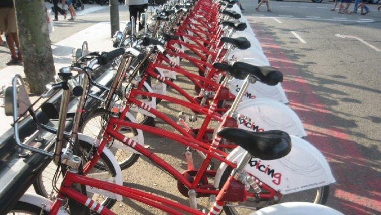 ¿Mejor en bici?