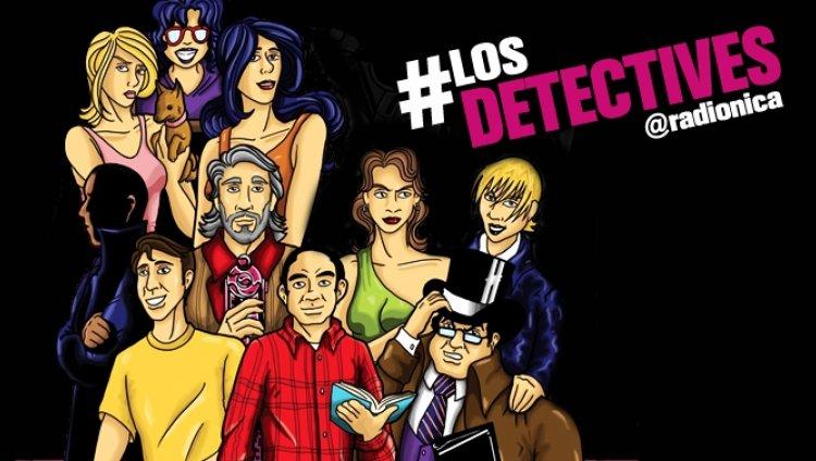 Nueva temporada de Los Detectives Salvajes (capítulos 15-21)