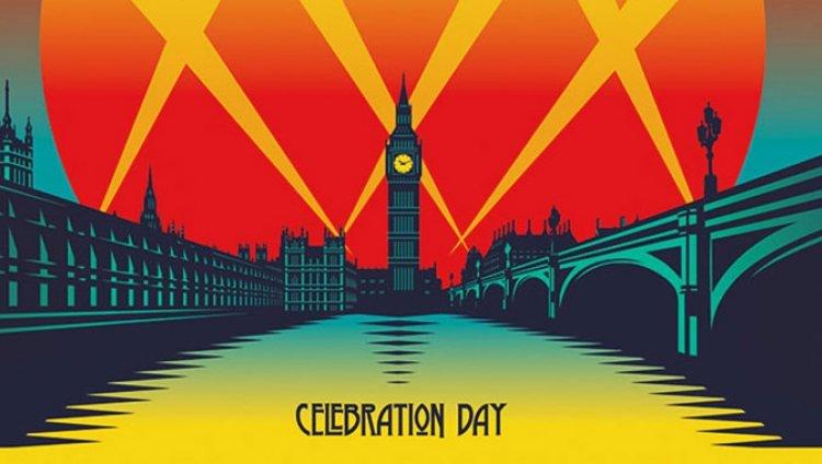'Black Dog' en Celebration Day