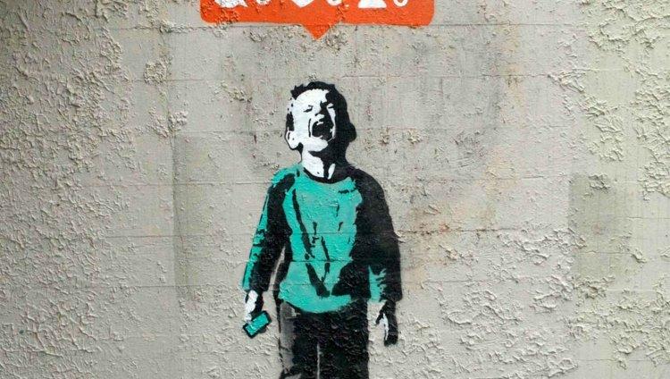 Resultado de imagen de banksy.