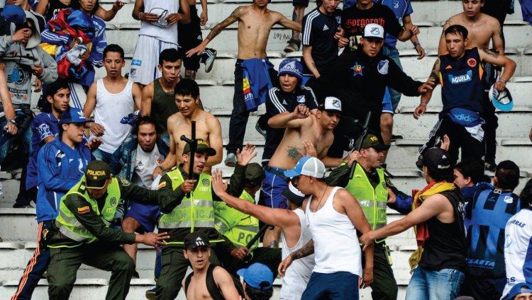 Fútbol y seguridad: un fantasma está de vuelta