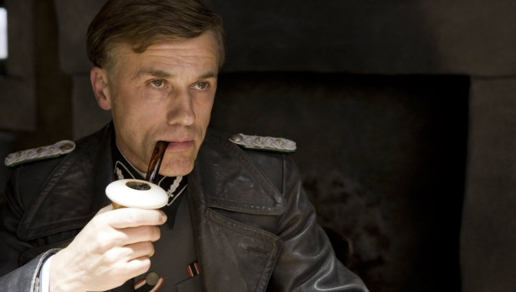 Christoph Waltz como Hans Landa