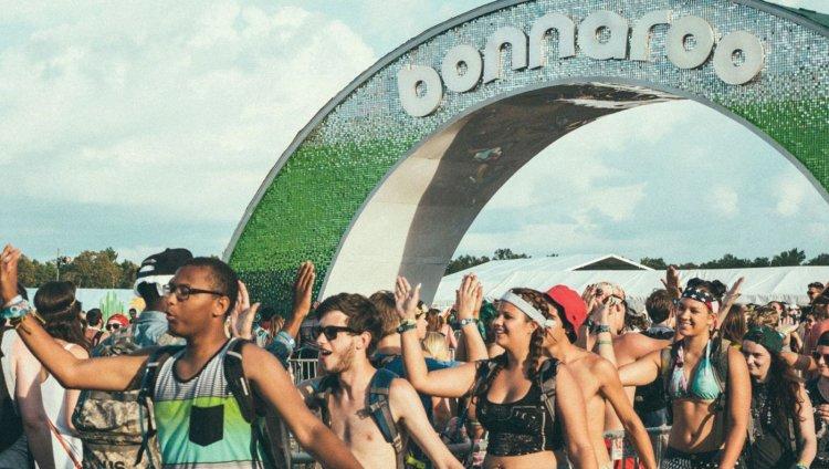 Acá, en directo el Bonnaroo Music Festival