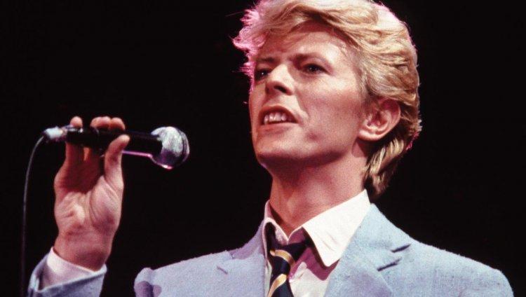 David Bowie. Foto de Getty Images.