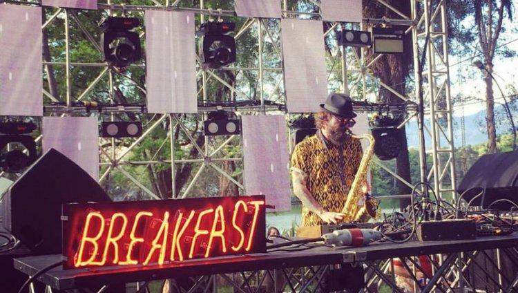 Foto tomada de Facebook: Breakfest Festival