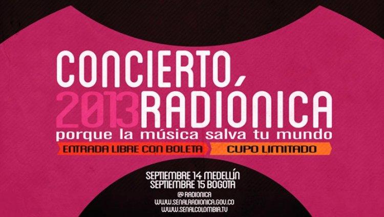 Descarga el catálogo digital del Concierto Radiónica 2013