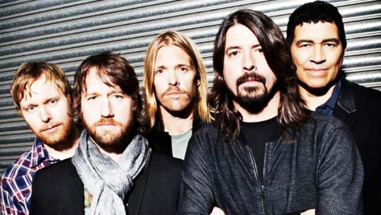 "Nuevo video de Foo Fighters ""These Days"""