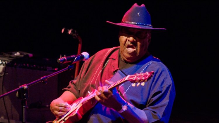 Fallece el guitarrista de blues Magic Slim