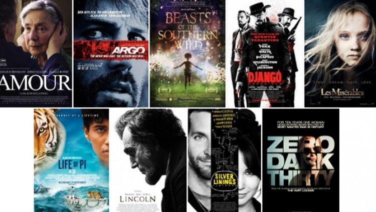 Las opcionadas a Mejor Película en los Premios Óscar
