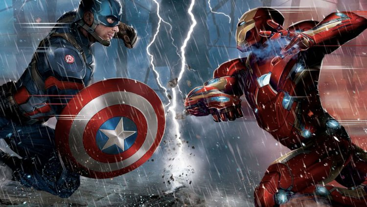 Nuevo tráiler de 'Captain America: Civil War'