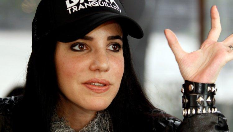 Carolina Andújar, escritora caleña. Foto tomada de Colprensa.