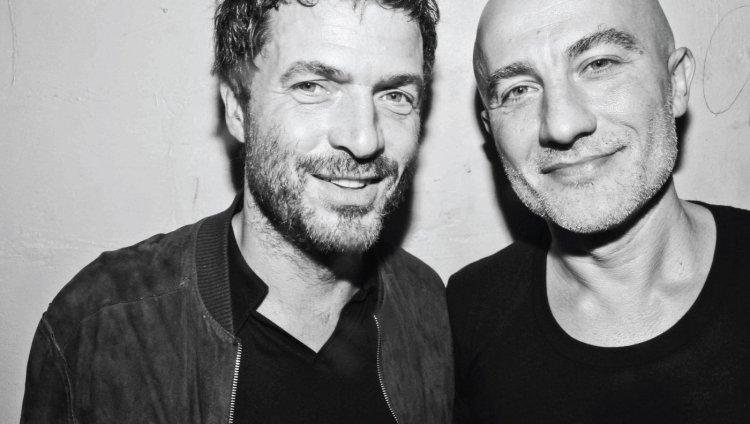 Philippe Cerboneschi y Hubert Blanc-Francard son los nombres reales de los integrantes de Cassius.