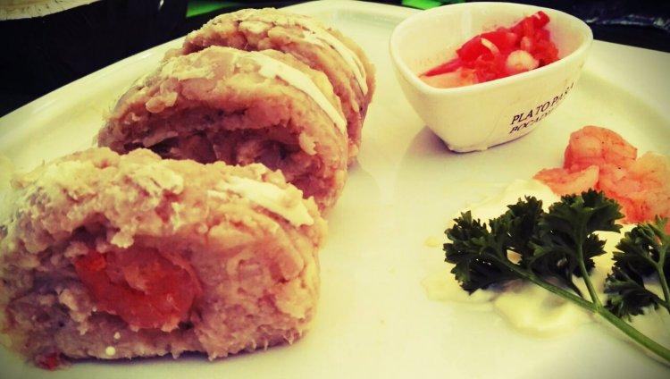 Cayeye de Sushi Cayeye elaborado por Lina Palma