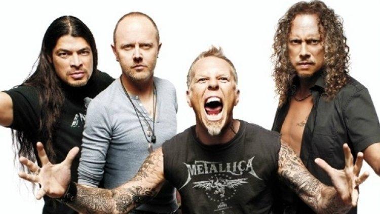 Kirk Hammett habla del nuevo disco de Metallica