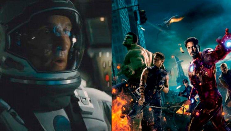 El tráiler de 'Los Vengadores: La era de Ultron' podría estar en cines para el estreno de 'Interstellar'