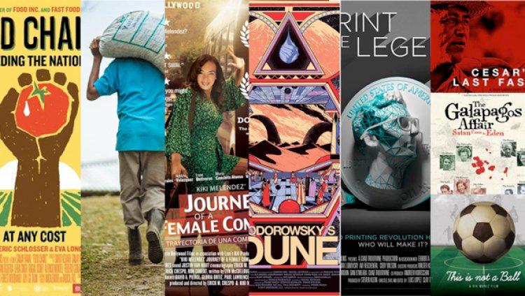 10 documentales que participan en la carrera por el Oscar
