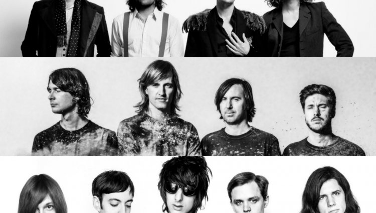 The Killers, Cut Copy y The Horrors lanzan disco hoy.