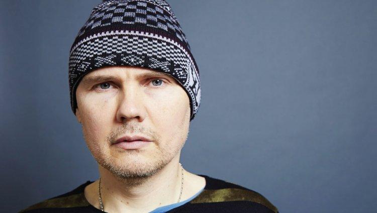 William Patrick Corgan, Jr. de 49 años.