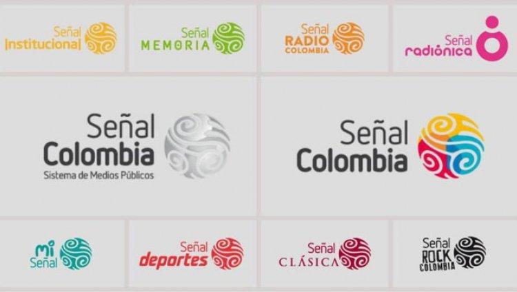 La nueva marca: Señal Colombia Sistema de medios públicos