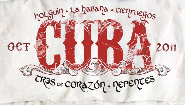 TresDeCorazón y Nepentes visitarán la isla del son y el guaguancó