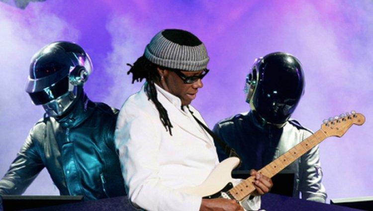 Vean el mensaje de Daft Punk a Nile Rodgers