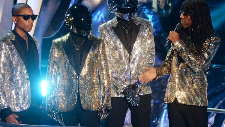 """Daft Punk hizo una emotiva película para mi próximo disco"" Nile Rodgers"
