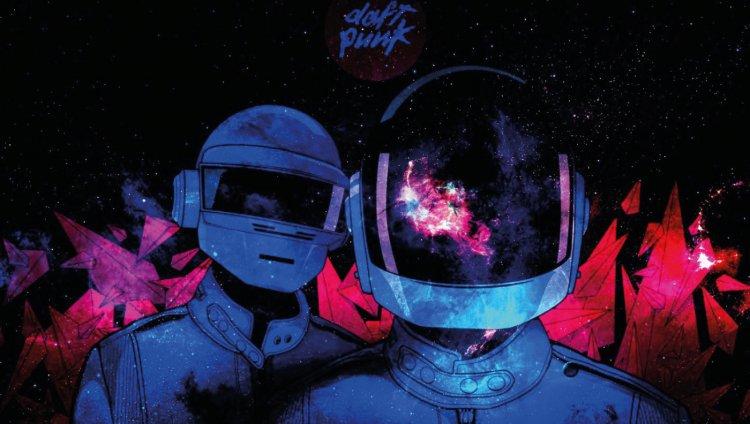 Daft Punk, los robots del espacio.