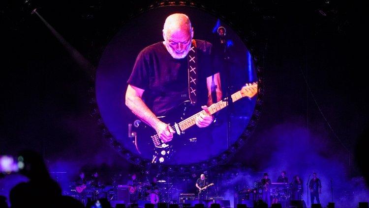 David Gilmour lanzó su cuarto álbum como solista en 2015: 'Rattle That Lock'