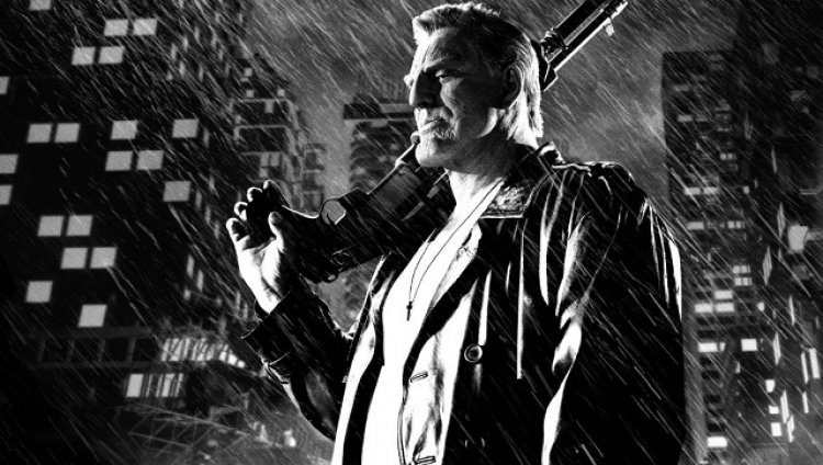 "Nuevo tráiler de ""Sin City: A Dame To Kill For"""