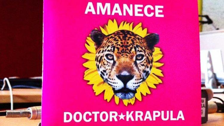 """""""Amanece"""" un nuevo disco de Doctor Krápula"""