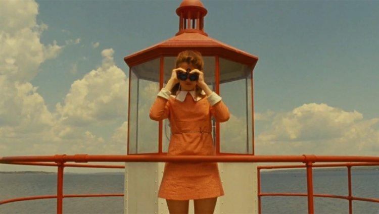 La mirada céntrica de Wes Anderson