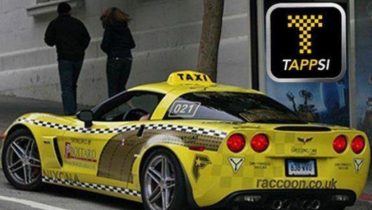 Tappsi: una aplicación para reservar taxis