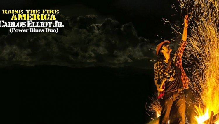 "Carlos Elliot Jr. lanza ""Raise the Fire America"""